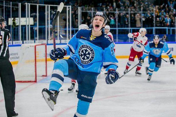 Хоккейная Россия это не только Москва и Питер.