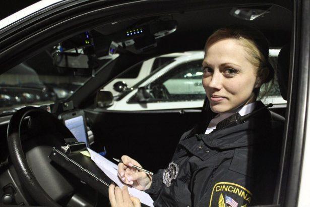 Такому полицейскому не жалко отдать штраф