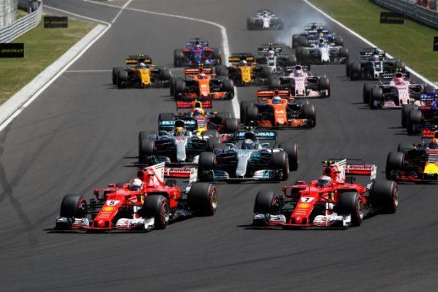 Сколько получают в Формуле 1