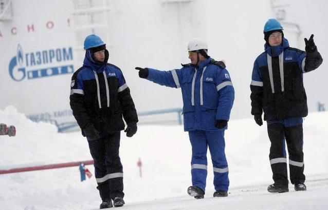 Самые большие зарплаты на руководящих у работников в «Газпроме»