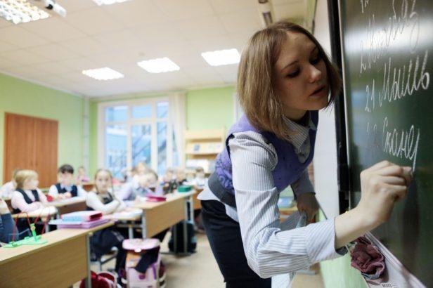 Частная школа – молодые перспективные учителя и небольшие классы