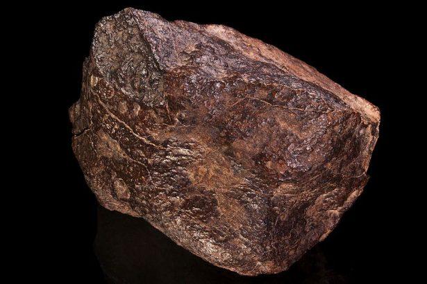 Железо-каменный метеорит