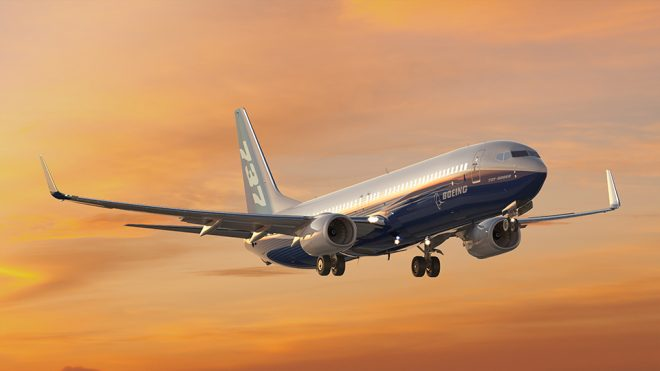 Легендарный Boeing 737