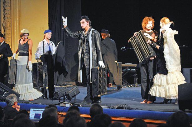Театральный фестиваль в провинции