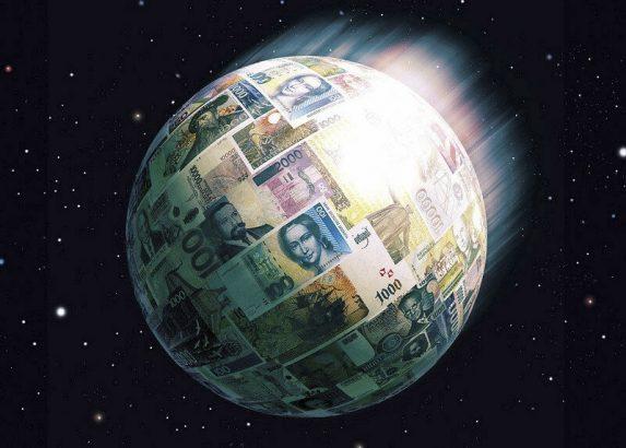 Деньги вращают мир