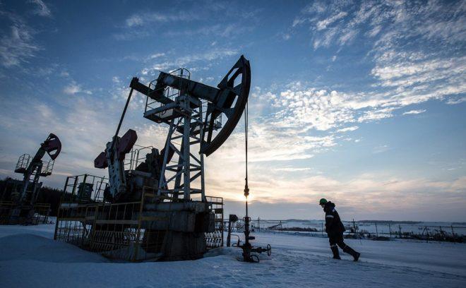 Добыча нефти – дело нелегкое