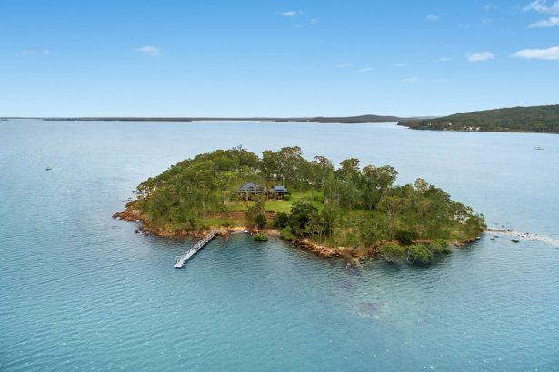 На таком островке сложно поселиться, но прекрасно проводить отпуск