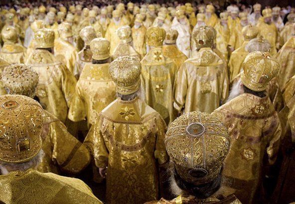 Золотое духовенство