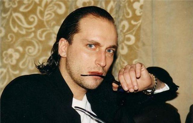 Молодой и амбициозный актер Дмитрий Нагиев