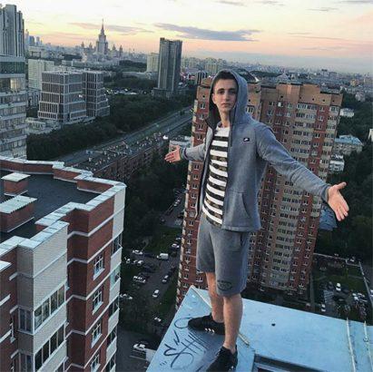 Михаил Литвин – выше только звезды
