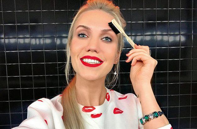 Елена Крыгина хорошо знает как выглядеть эффектно
