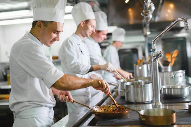 На кухне все должны понимать друг друга с полуслова.