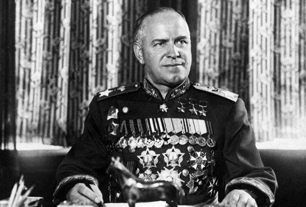 Дважды кавалер ордена «Победа» маршал Советского Союза Жуков