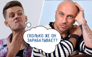 Сколько получает Дмитрий Нагиев – физрук и «голосовик»