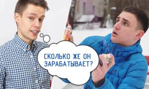 Сколько зарабатывает Михаил Литвин на провокациях и пранках