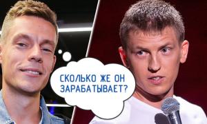 Сколько зарабатывает Алексей Щербаков – самый брутальный комик России