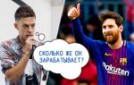 Сколько зарабатывает Лионель Месси – самый гениальный футболист мира